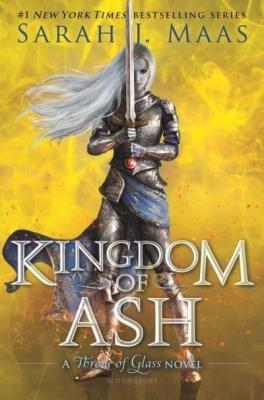 Kingdom of ash - Easton Public Library System
